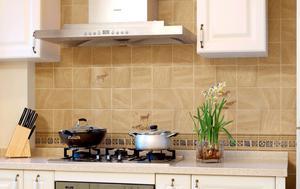 现代实用厨房装修图片欣赏